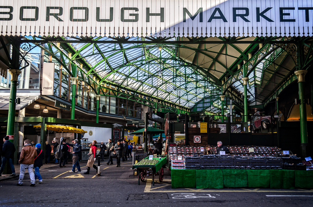 Borough-MArket-Ciaotutti