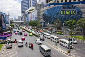 Quartier de Bangkok Ciao Tutti