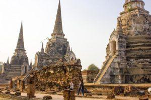 Temples Ayutthaya-Ciao-Tutti