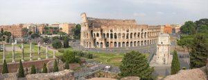 Colisee Rome Ciao Tutti