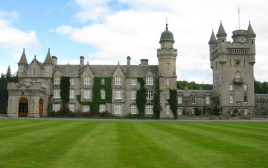 Château de Balmoral, prenez le thé avec la Reine