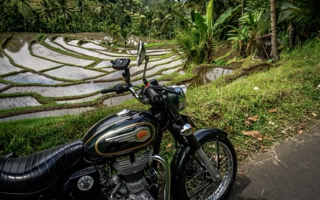 Moto à Bali - Ciaotutti.fr