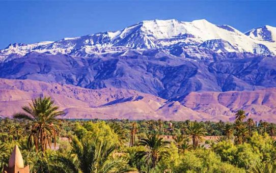 Quand partir au Maroc : évitez l'été !