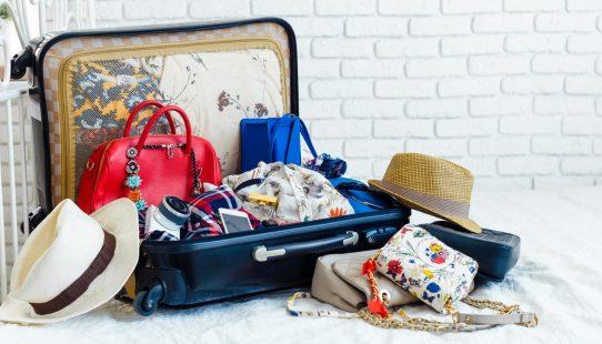 Faire sa valise : les bons conseils