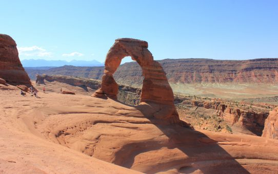 Delicate Arch : un trail au pays des merveilles