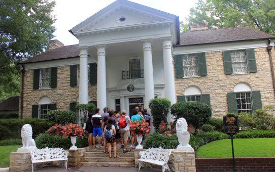 Graceland : La maison d'Elvis Presley