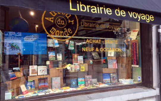 Autour du monde : la meilleure librairie de voyage à Lille