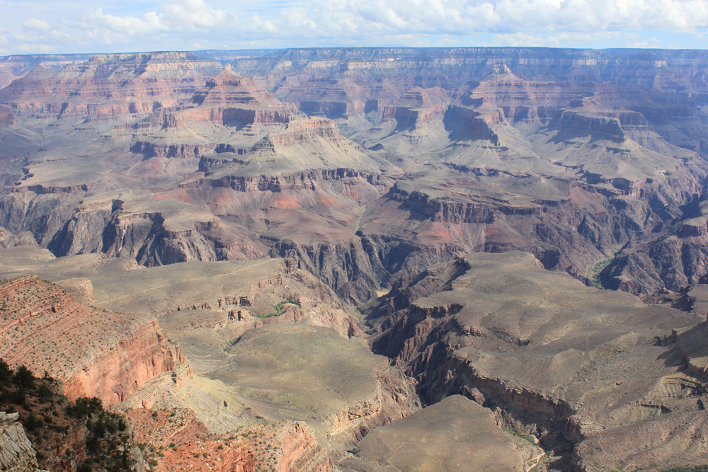 Comment visiter le Grand Canyon ?