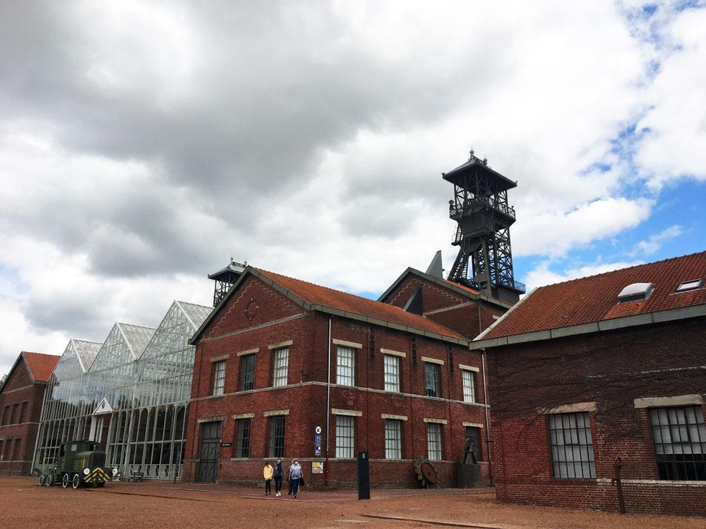 Un moment d'histoire au Centre historique minier de Lewarde