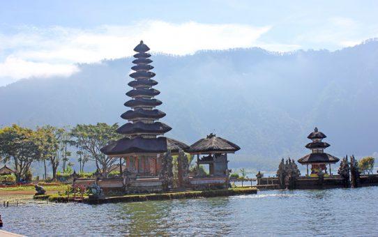 Pura Ulun Danu Bratan : l'un des plus beaux temples de Bali