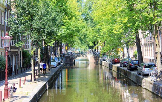 Les principaux quartiers d'Amsterdam