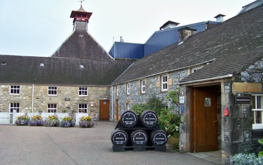 Une visite à la distillerie Glenfiddich de Dufftown