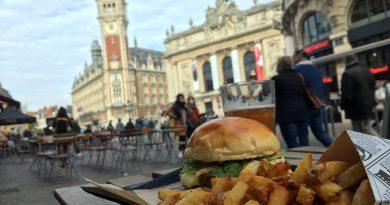 Restaurant burger Lille : quelques bonnes adresses