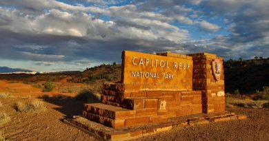 Les attractions et lieux à visiter dans l'Utah